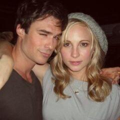 Avec Ian