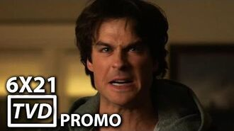 """""""The Vampire Diaries"""" 6x21 """"I'll Wed You in the Golden Summertime"""" Promo"""