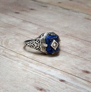 Carolie Lapis Lazuli