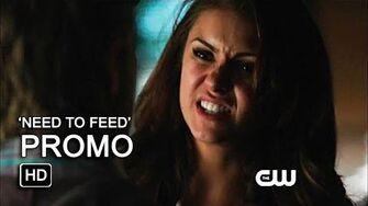 The Vampire Diaires - Season 6 - 'Need to Feed' Promo HD