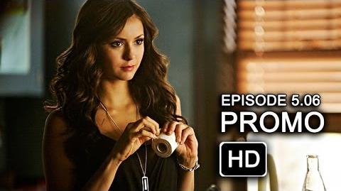 The Vampire Diaries 5x06 Promo - Handle with Care HD