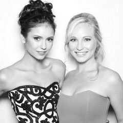 Avec Candice aux Young Hollywood Awards (2010)