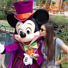 A Disney World (août 2012)