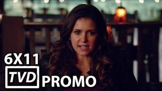 """The Vampire Diaries 6x11 Promo """"Woke Up with a Monster"""""""