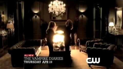 "The Vampire Diaries 3x19 Extended Promo ""Heart of Darkness"" HD"
