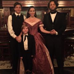 La famille Salvatore