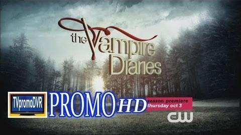 The Vampire Diaries 5x01 Season 5 Promo 'I Know What You Did Last Summer' (HD) Season Premiere