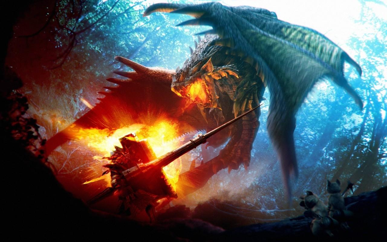 Image Fire Breathing Dragon 5177 Jpg Vampire Hunter D Wiki Fandom Powered By Wikia
