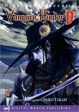 Manga vol 2