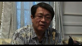 Hideyuki Kikuchi Interview