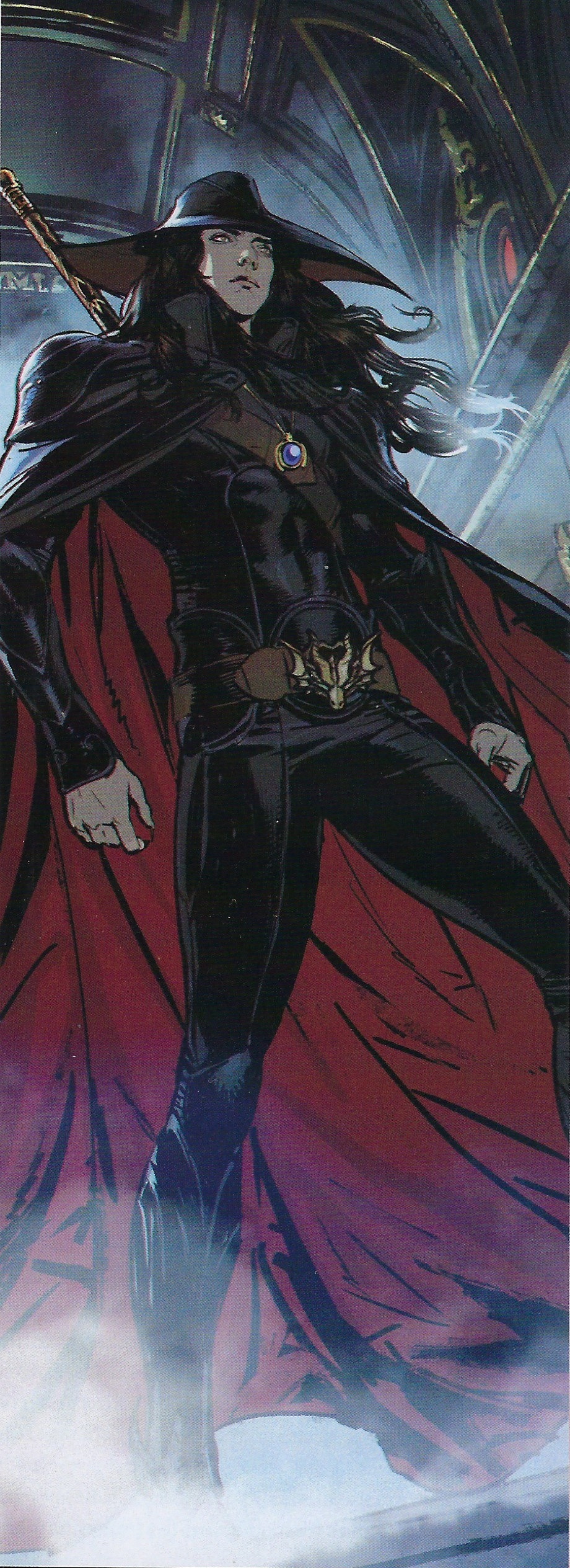 D | Vampire Hunter D Wiki | FANDOM powered by Wikia