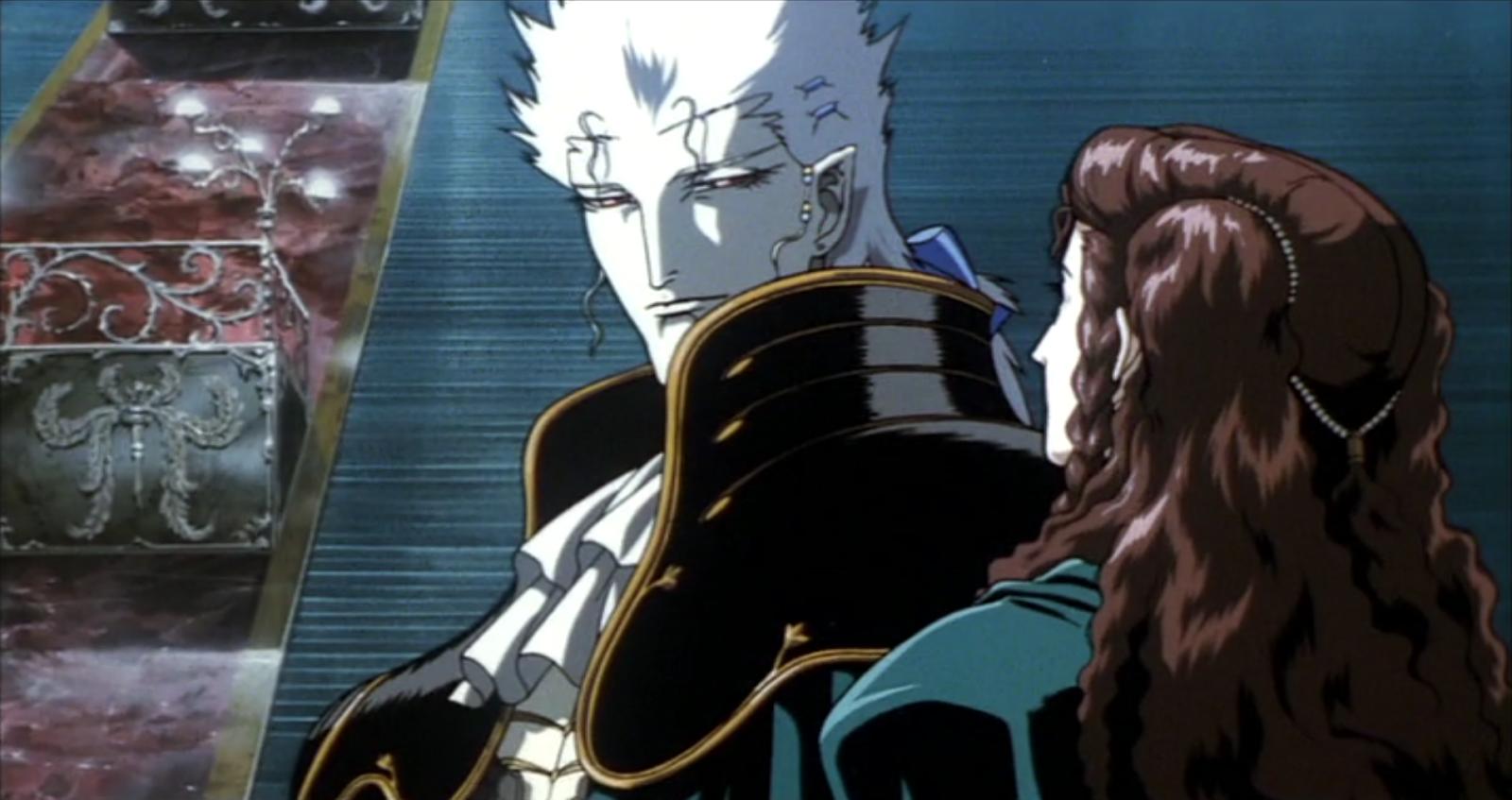 Kết quả hình ảnh cho Vampire Hunter D: Bloodlustanime