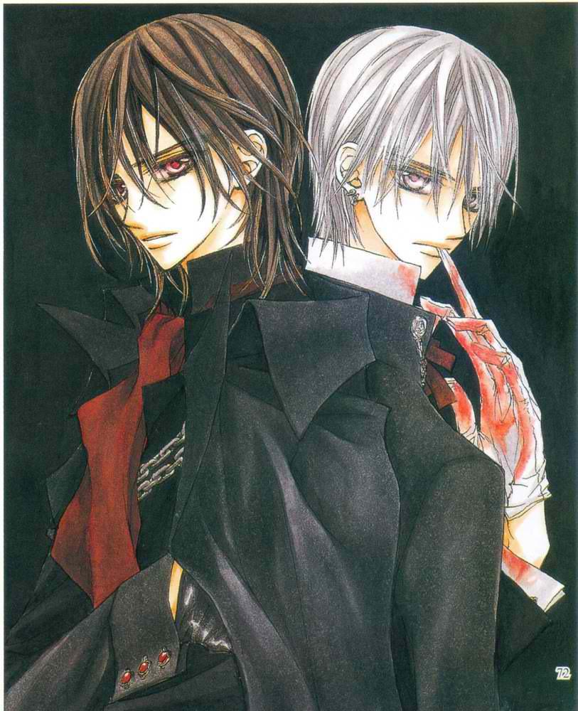 Kaname & Zero | Vampire Knight Wiki | FANDOM powered by Wikia