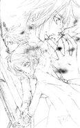 Ice Blue Sin - Illustration 4