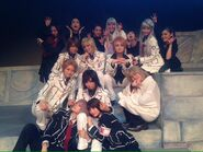VK Musical cast