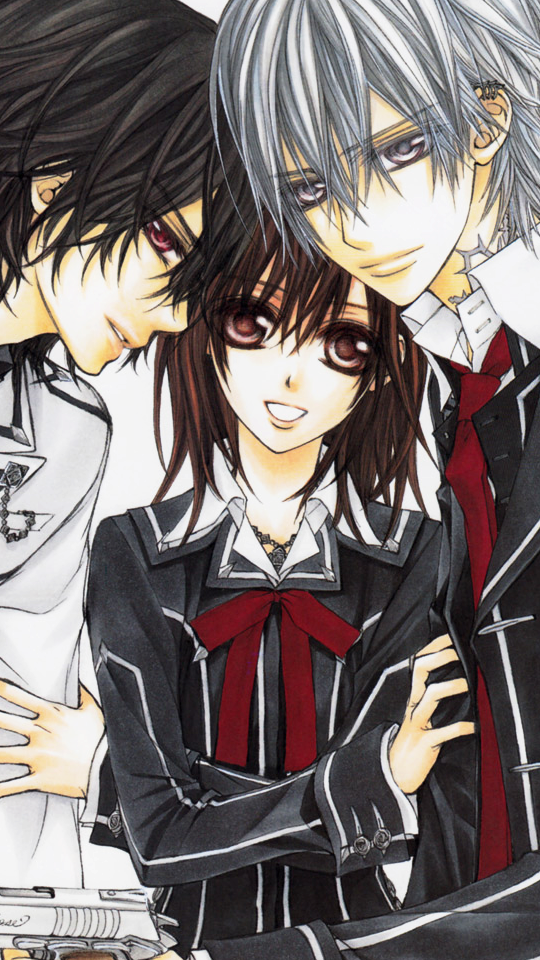 Vampire Knight dating games online
