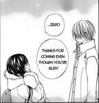 Zero, Yuki and baby Ai