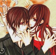 Kaname and yuki