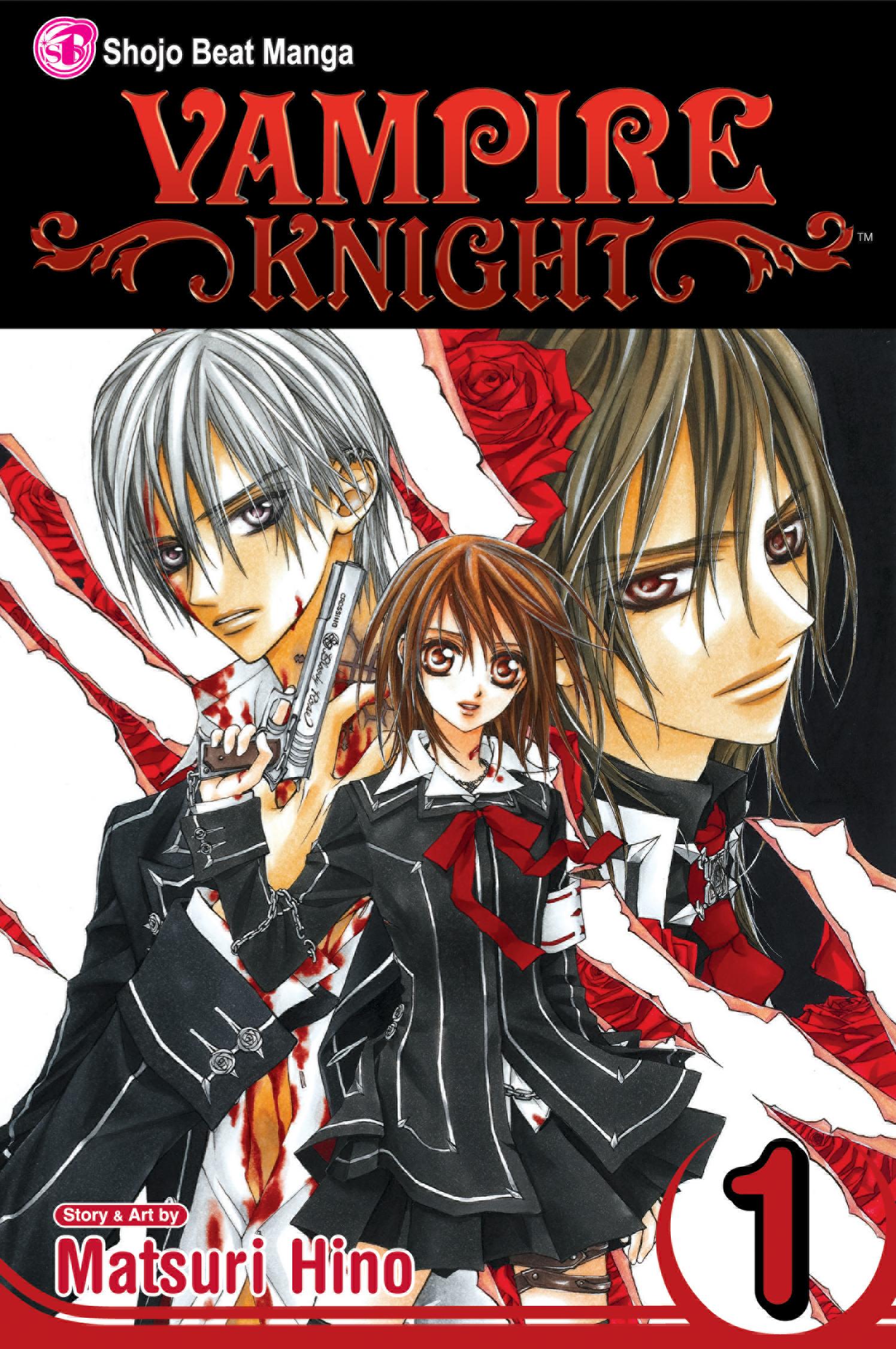 vampire knight episode list