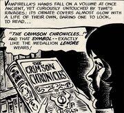 The Crimson Chronicles - Vampirella 8