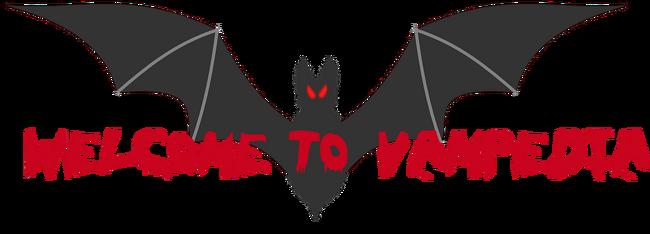 Vampedia-welcome