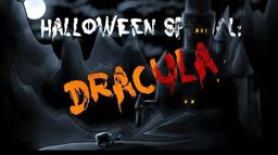 Halloween Special Dracula
