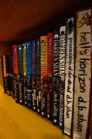 365 - Darren Shan Collection