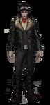 Male Dark Aviator costume