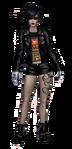 Female Nightrider costume
