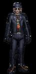 Male Nightrider costume