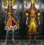 The Incan set