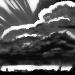 Storm Cloud bw