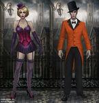 The Burlesque Set