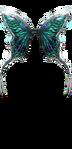 Bejeweled Butterfly Wings