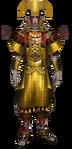 M Incan costume