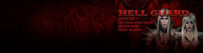 Hell Guard banner