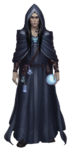 Male Goth Oracle costume