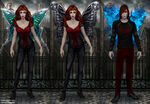 The Butterfly Wings set