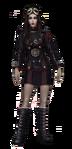 Female Dark Aviator costume