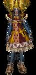 F Incan costume