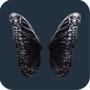 Dark Steel Butterfly Wings feed