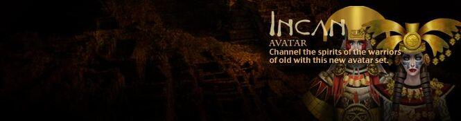 Incan banner