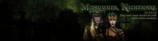 Midsummer Nightmare banner