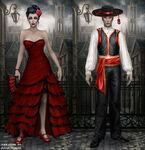 The Flamenco Set