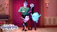 Perfect for the Party Music Video Vampirina Disney Junior