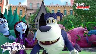 What a Wonderful Dog Music Video Vampirina Disney Junior