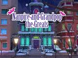 Nanpire and Grandpop the Greats