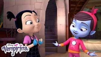 Look What I Can Do Now Music Video Vampirina Disney Junior