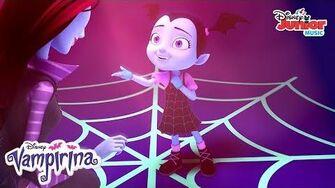Make A Monster Proud Music Video Vampirina Disney Junior
