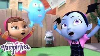 Get Her Unstuck Music Video Vampirina Disney Junior